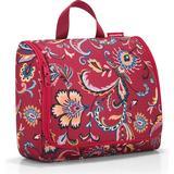 Tasker Reisenthel Toiletbag XL - Paisley Ruby