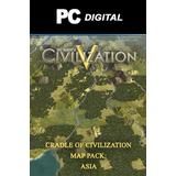 Civilization v PC spil Sid Meier's Civilization V: Cradle of Civilization Map Pack - Asia