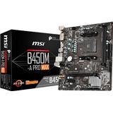 Bundkort MSI B450M-A Pro Max
