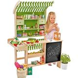 Legetøj Tanner Grocery Store with Accessories