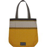 Håndtasker Lala Berlin Carmela Kufiya Tote Bag - Off White/Mango