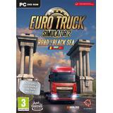 Euro truck simulator 2 road to black sea PC spil Euro Truck Simulator 2: Road to the Black Sea