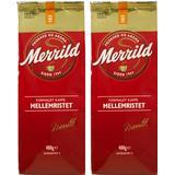 Kaffe Merrild Mellemristet 103 2x400g