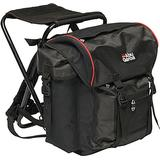 Tasker Abu Garcia Backpack Chair 20L - Black/Red