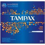 Hygiejneartikler Tampax Super Plus 20-pack