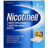 Nikotinplaster Håndkøbsmedicin Nicotinell 7mg 7stk