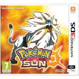Nintendo 3DS spil Pokémon Sun