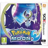 Nintendo 3DS spil Pokémon Moon