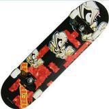 """Hvide Komplette skateboards Renner A Series Skulls III 7.75"""""""