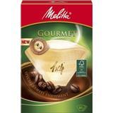 Kaffefiltre Melitta Gourmet 1x4 80st