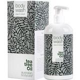 Kropsvaske Australian Bodycare Ren & Forfriskende Kropsvask Tea Tree Oil500ml