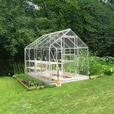 Halls Popular 86 5m² Aluminium Glas