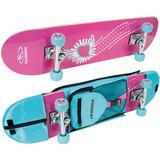 """Pink Komplette skateboards Hudora Wonders 8"""""""