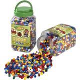 Perler Hama Maxi Beads in Tub 8587
