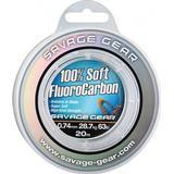 Fiskeline Savage Gear Soft Fluorocarbon 0.17mm 50m