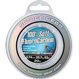 Fiskeline Savage Gear Soft Fluorocarbon 0.74mm 20m