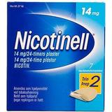 Nikotinplaster Håndkøbsmedicin Nicotinell 14mg 7stk