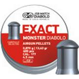 Jagt JSB Exact Monster Diabolo 4.5mm 400pcs