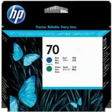 Printhoved HP 70 Printhead (Blue/Green)