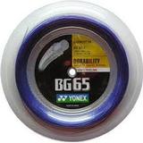 Badmintonstrenge Yonex BG-65 200m