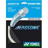 Badmintonstrenge Yonex Aerosonic 200m