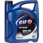 Elf Evolution 900 SXR 5W-40 5L Motorolie