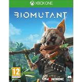 Xbox One spil Biomutant