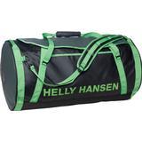 Sportstasker & Dufflebags Helly Hansen Duffel Bag 2 70L - Black/Green