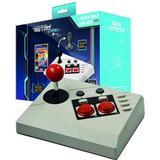 Nintendo nes mini Spil Controllere Steel Play Retro Line Edge Arcade Stick Mini NES