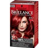 Schwarzkopf Brillance Intensive-Color-Creme #842 Cashmere Red