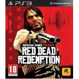 PlayStation 3 spil Red Dead Redemption: Game of the Year Edition