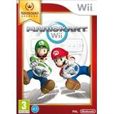 Nintendo Wii spil Mario Kart Wii