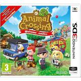 Nintendo 3DS spil Animal Crossing: New Leaf - Welcome Amiibo