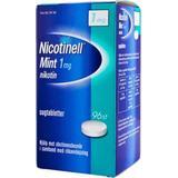 Nikotintablet Nicotinell Mint 1mg 96stk