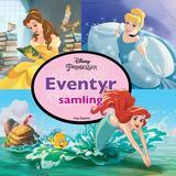 Lydbøger Disneyprinsesser: Eventyrsamling, Lydbog MP3