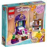 Lego disney slottet Legetøj Lego Disney Rapunzels Soveværelse På Slottet 41156
