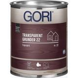 Gori 22 Maling Gori 22 Transparent Træbeskyttelse Transparent 0.75L