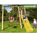 Legeplads Jungle Gym Gyngestativ inkl. rutchebane