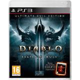 PlayStation 3 spil Diablo III: Reaper of Souls - Ultimate Evil Edition