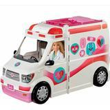 Dukker Barbie Care Clinic Vehicle
