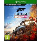 Xbox One spil Forza Horizon 4