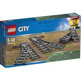 Lego City Skiftespor 60238