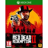 Xbox One spil Red Dead Redemption II