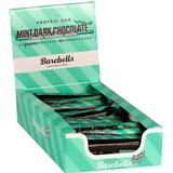 Barebells Protein Bar Mint Dark Chocolate 55g 12 stk