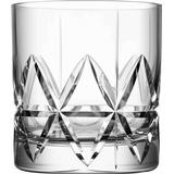 Whiskeyglas Orrefors Peak Whiskeyglas 34 cl 4 stk