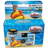 Engangskamera Agfa Le Box Ocean
