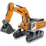 RC arbejdskøretøjer Siku Liebherr R980 SME Crawler Excavator RTR 6740