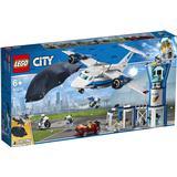 Lego City Luftpolitiets luftbase 60210
