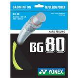 Badmintonstrenge Yonex BG80 10m