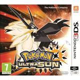 Nintendo 3DS spil Pokémon Ultra Sun